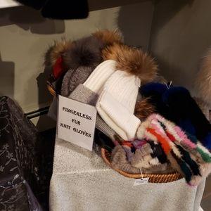 Real fox fur